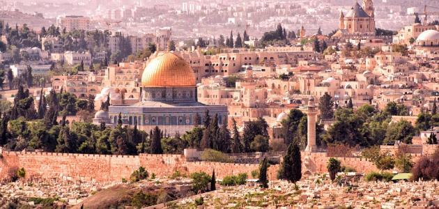 دولة فلسطين أهم المعالم التاريخية والدينية