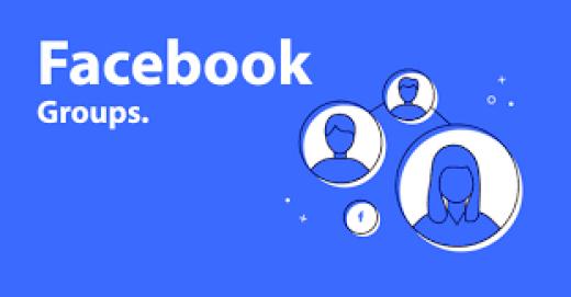 إنشاء مجموعة على الفيسبوك