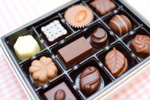 チョコレートは何歳から?