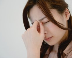 花粉症 微熱 頭痛