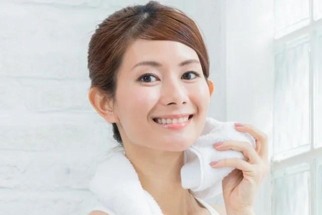 顔汗を止める方法 ツボ