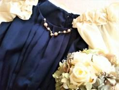 冬の結婚式 服装