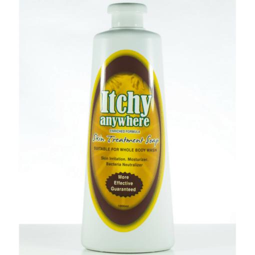 Itchy Anywhere Skin Treatment Bath 1L