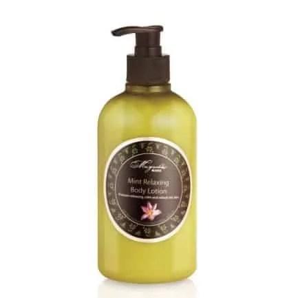 Mint Relaxing Body Lotion Aroma Biochem