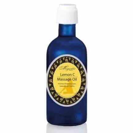 Lemon C Massage Oil Aroma Biochem