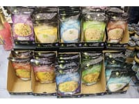 Brunei Halal brand products include new ready-made meal and sauce ranges.