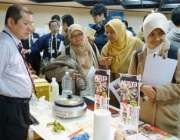 Japan's 1st halal food trade fair