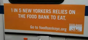 NY food bank