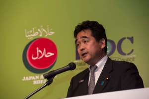 Deputy Minister of Tourism of Japan H.E Manabu Sakai
