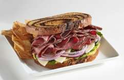 Midamar Sliced Pastrami... 'purely halal'