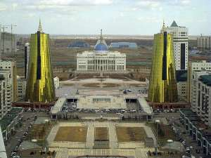 Astana - Capitol of Kazakhstan