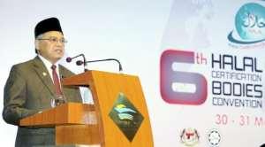 PUTRAJAYA 30 March 2015. Director General, JAKIM, Datuk Othman Mustapha  NSTP/Mohd Fadli Hamzah