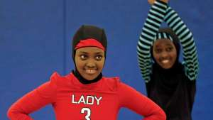 Muslim Girls Athletic Wear