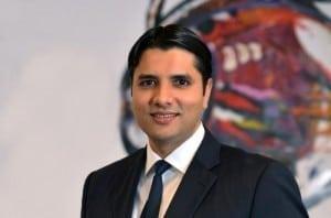 Sumair Tariq, managing director, R Hotels