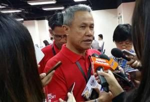 Strategic Planning Division Senior Director Wan Latiff Wan Musa