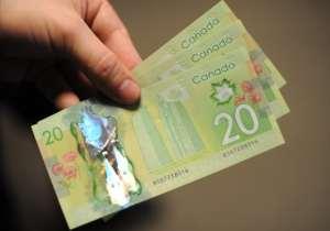 CDN dollar