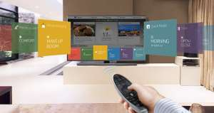 SAMSUNG LYNK HMS SOLUTIONS - SMART TV