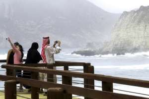 arab-tourists