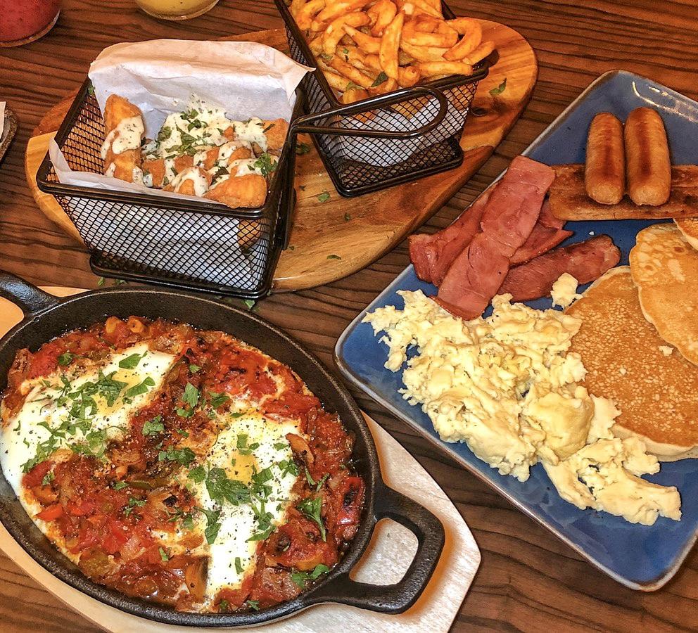 10 Restaurants Serving Halal Breakfast In London Halal Food Diary