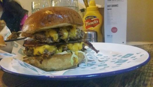 Brioche Burger (closed)