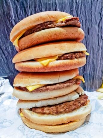Single, Double and Big Mac!