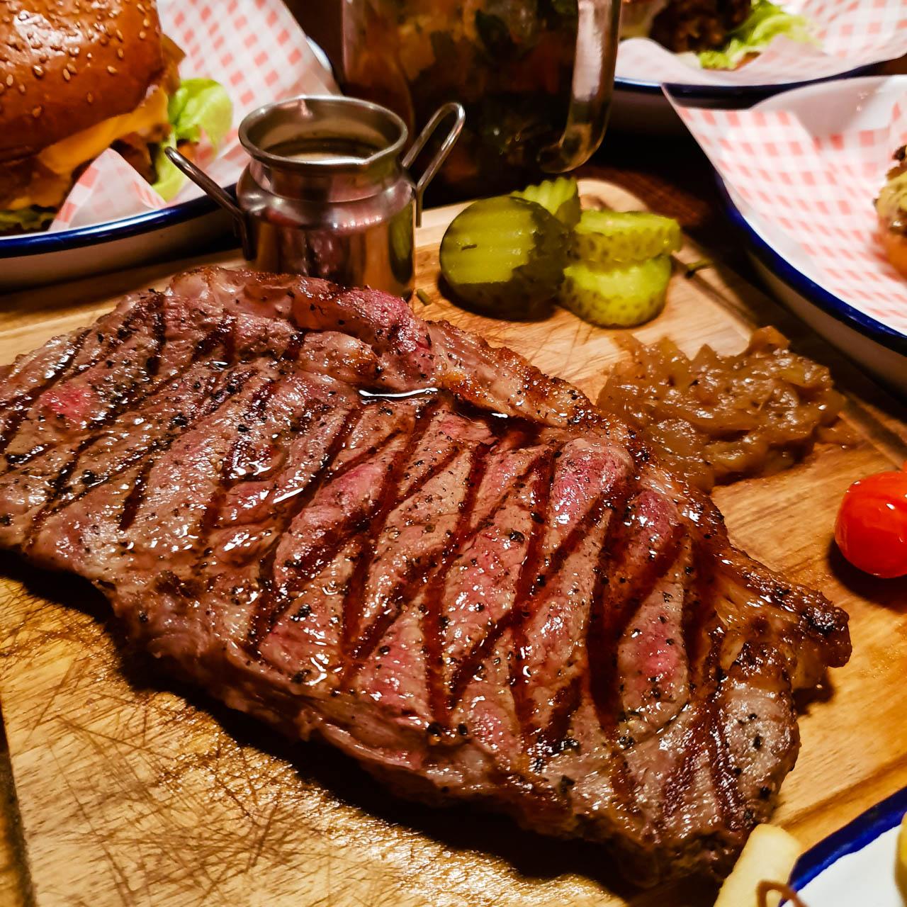 The Best Halal Steaks in London | Halal Food Guy