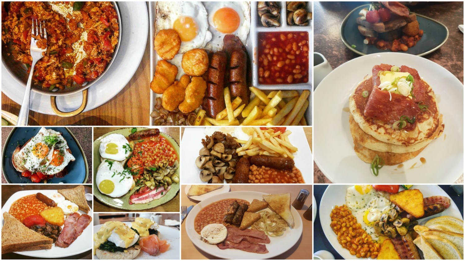 Halal Breakfasts In London Halal Food Guy