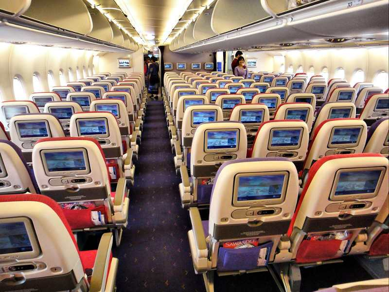 Thai Airways To Charge Extra For Preferred Seats