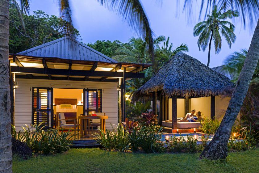 Exterior Beachfront Villa