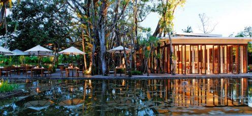 The Sarojin Ficus Restaurant Day