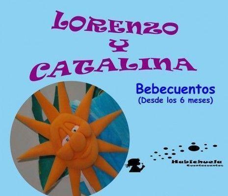 Lorenzo y Catalina en Carletes el 24 de enero