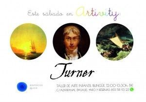 William Turner en Espacio Nuca