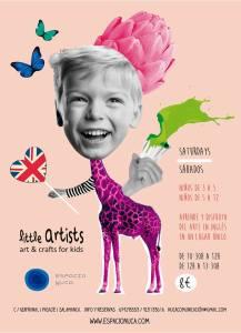 Little Artists de Espacio Nuca