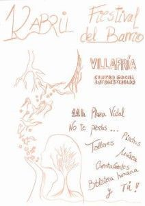 Primer Fiestival del Barrio Vidal