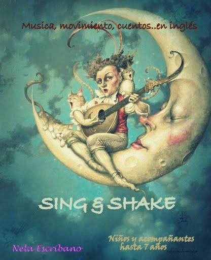 Sing and shake en La Malhablada en abril