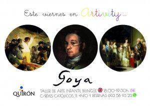 Goya en el Artivity