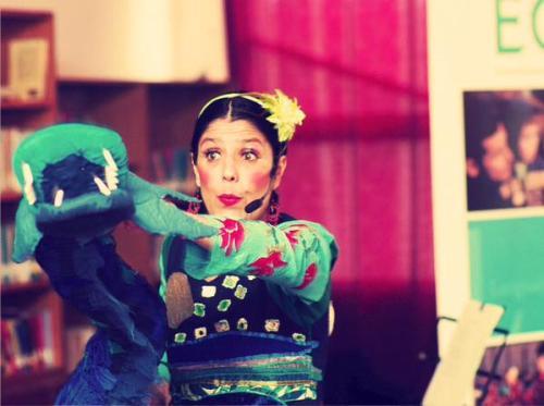 ChileCuenta en el Teatro La Comedia