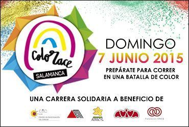 Color Race el 7 de junio