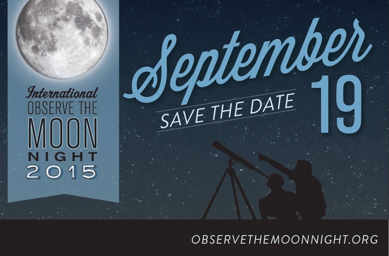 Día internacional de observación de la luna en Salamanca