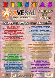 Fiestas de Avesal Septiembre de 2015