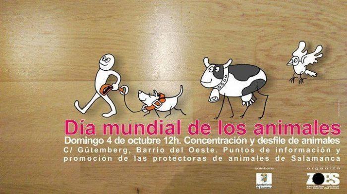 Dia Mundial de los Animales