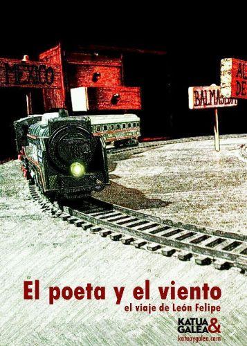 """""""El Poeta y el Viento"""" de Katua en la biblioteca Casa de las Conchas"""