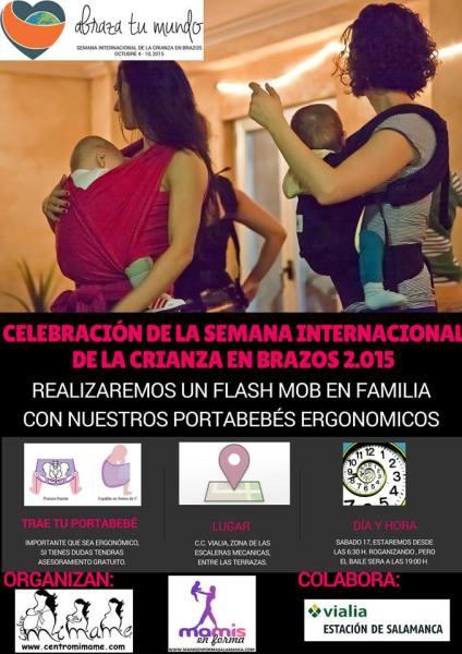Flash Mob SICB Salamanca