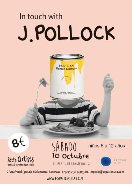 Pollock en Espacio Nuca