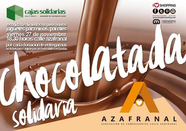 Chocolatada Solidaria