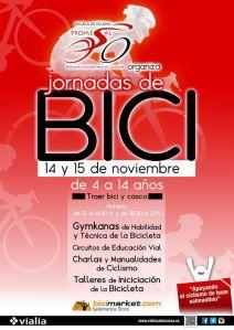 Jornadas de Bici en Vialia Salamanca