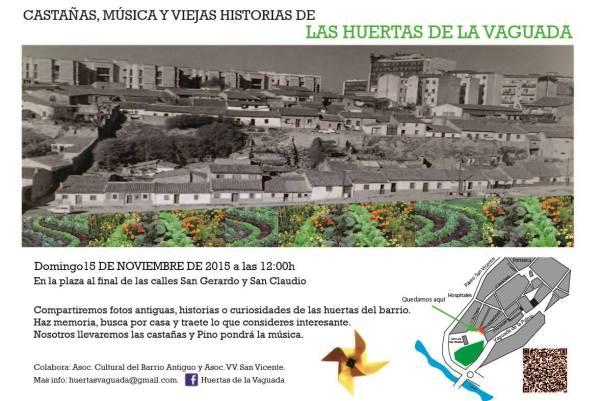 Las Huertas de La Vaguada