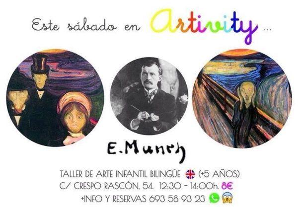 Munch en Artivity