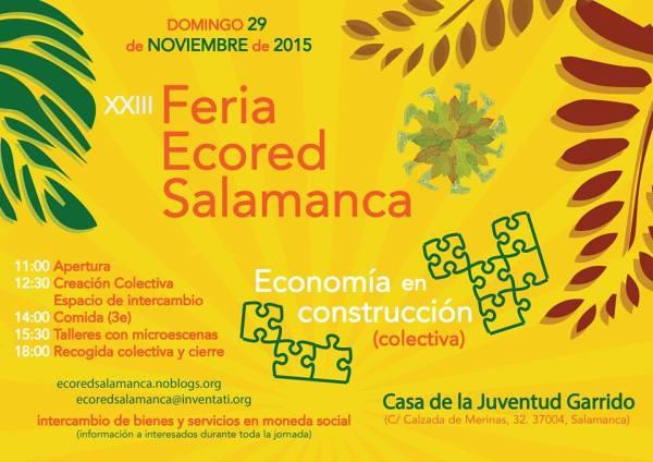 XXIII Feria Ecored Salamanca