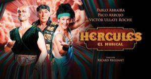 Hércules el Musical en el CAEM